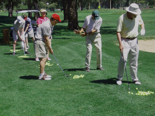 golf school in Phoenix Arizona