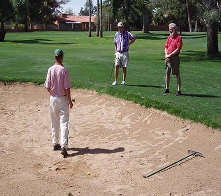 expert golf instruction in Scottsdale Arizona